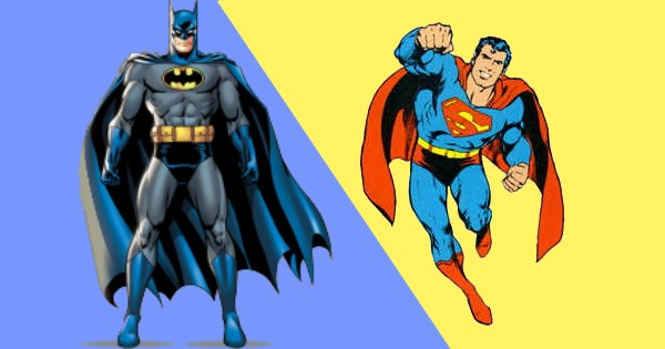 vote batman or superman