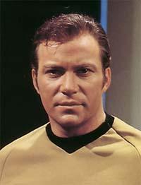 ¿Qué personaje de Star Trek eres? Kirk